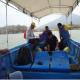 visita de campo a Punta Chiquirín